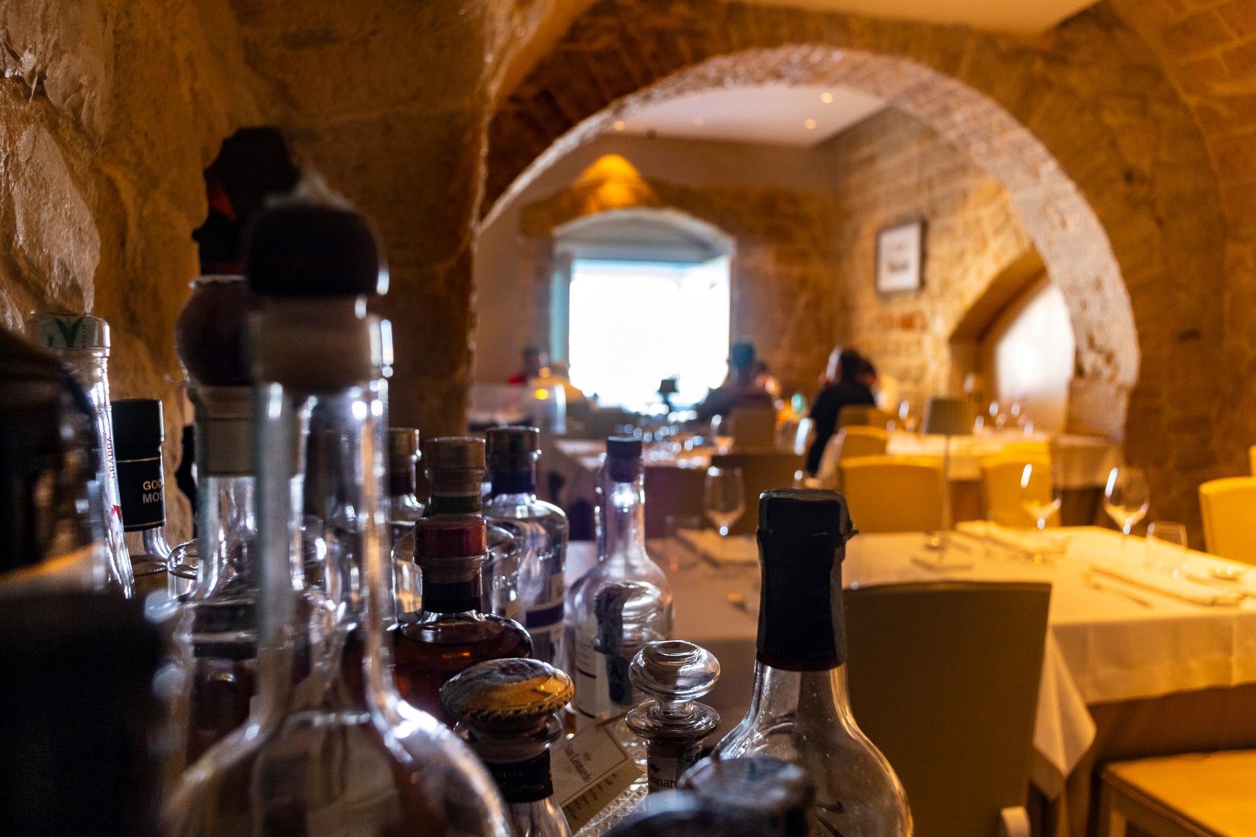 immagine per F&CO Gallo Restaurant ristorante Trani porto