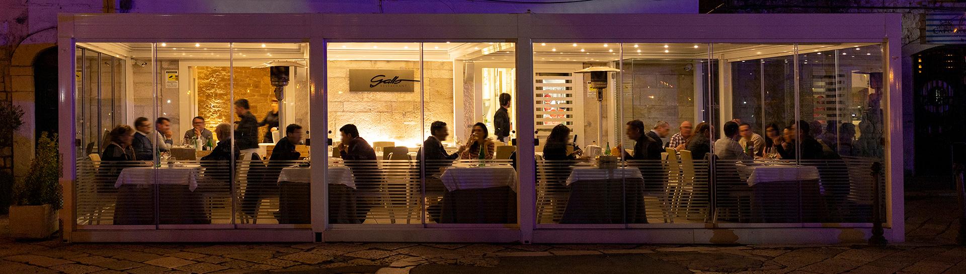 immagine per F&Co per Gallo Restaurant ristorante Trani gourmet pesce