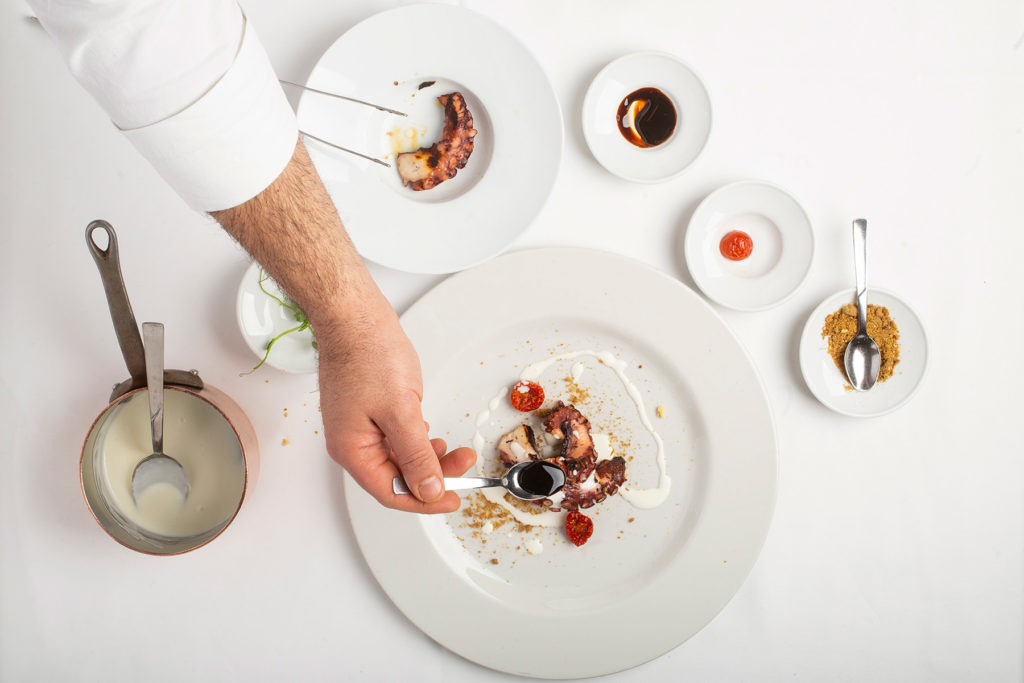 imagine per Foto&Coperto per Gallo ristaurant trani ristorante porto pesce gourmet